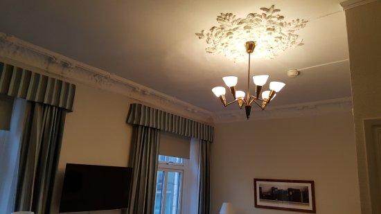 Hotel Royal Gothenburg: Очень порадовало освещение в номере