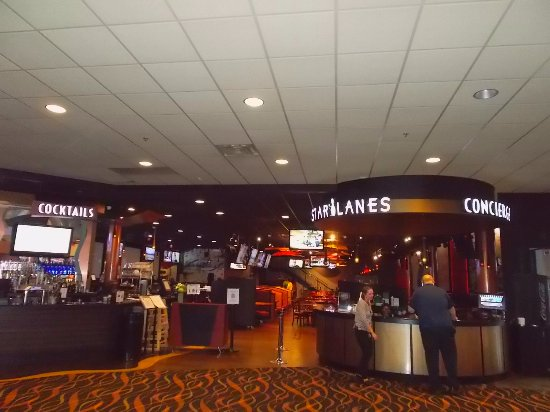 EMAGINE Theater attraction Royal Oak MI - Picture of Emagine