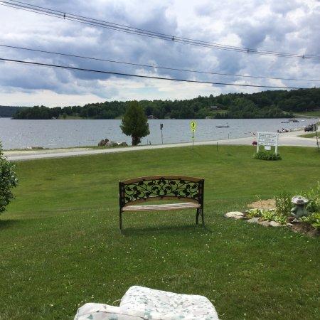 Seymour Lake Lodge: Beautiful views