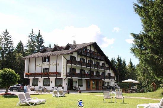 Piccola Baita: Vista dell'albergo