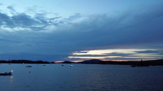 4th of July weekend on Moosehead Lake