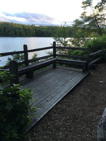 Wellesley, MA: Lake Waban