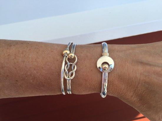Dennis, MA: 2016 Cape Cod Bracelet (Sun & Moon). $232.00