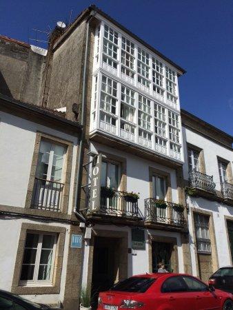 Hotel Fonte De San Roque (front/street view)