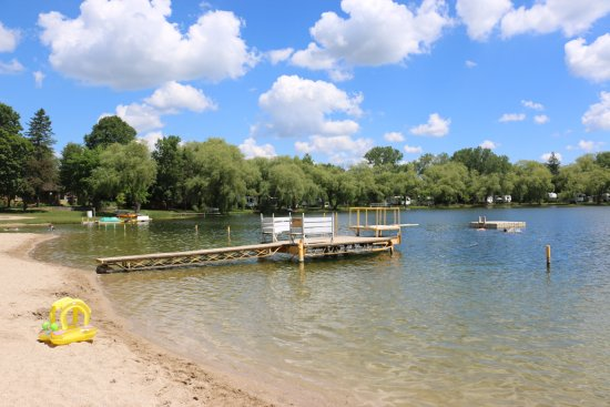 Lake Lenwood Beach & Campground