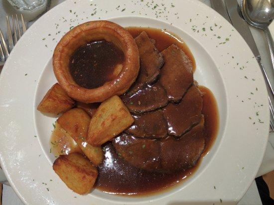 Yorkshire Pudding Restaurant York