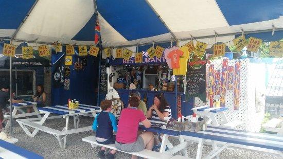 Friendly staff,fun decorative venue & yummy food!