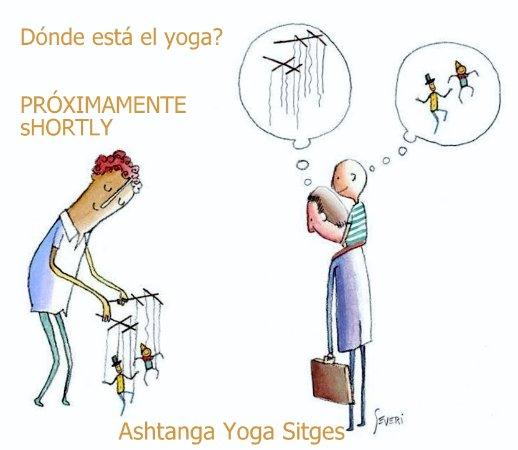 Ashtanga Yoga Sitges