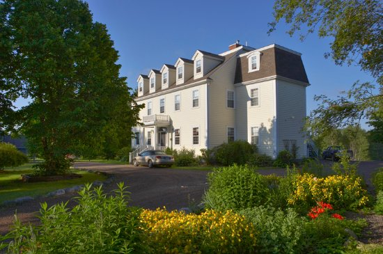 Guysborough, Canada: DesBarres Manor Inn