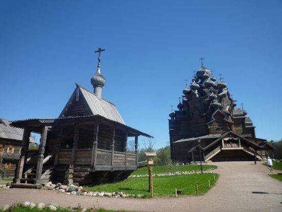Bogoslovka Ethnographic Park