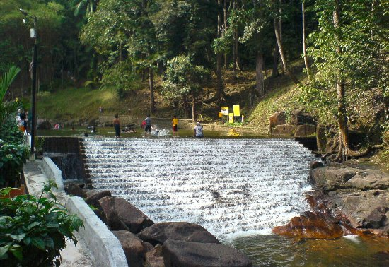 Johor, Malaysia: Kota Tinggi Falls