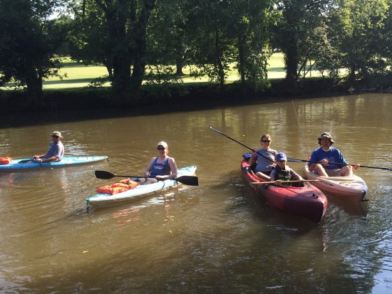 Paris, KY: Family Fun on Stoner Creek!