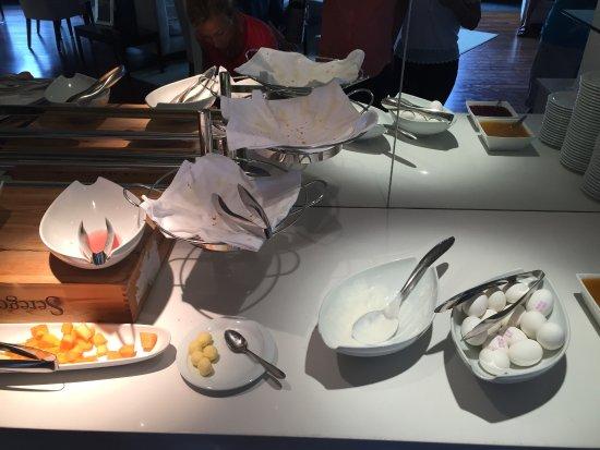 Hotel Le Bonne Entente: Quel choix au petit déjeuner !!!!