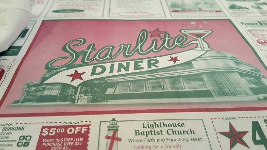 Starlite Diner & Lounge: 20160704_203147_large.jpg