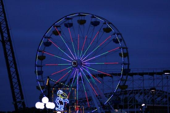 Monticello, IN: Ferris Wheel