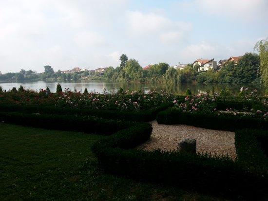 Mogosoaia, Rumania: נוף