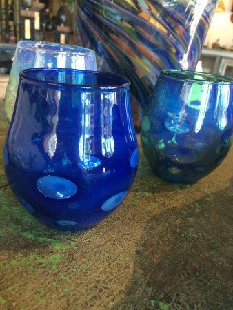 Solana Beach, CA: Handcrafted Glassware