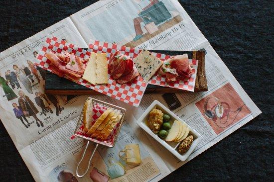 Bin 707 Foodbar: Cheese & Charcuterie