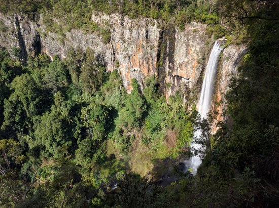 Moorooka, Australia: One of the many waterfalls