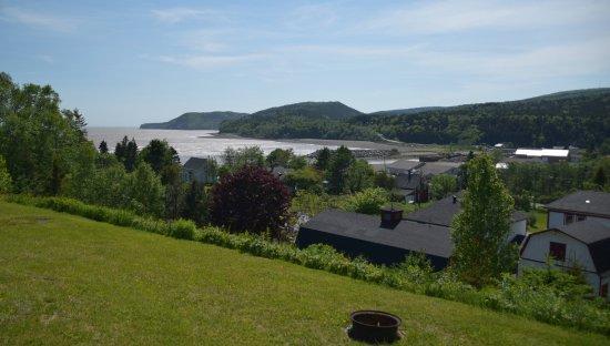 Vista Ridge Cottages: Ocean view