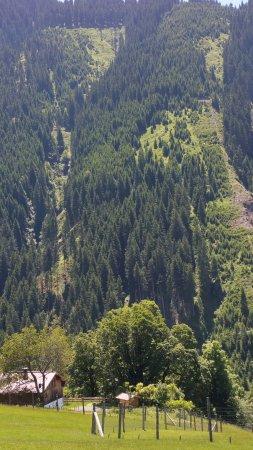 Aurach bei Kitzbuehel, Αυστρία: de diepte