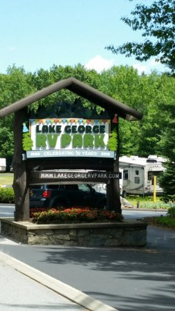 Lake George RV Park