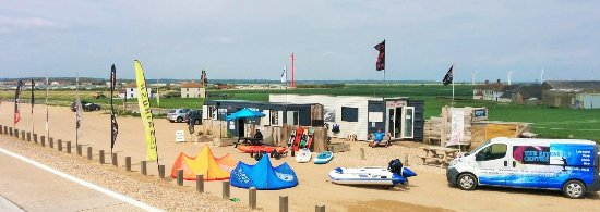 Camber, UK: Centre