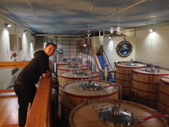 West Kelowna, Kanada: wine making