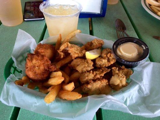 Catch And Cook Restaurant North Carolina