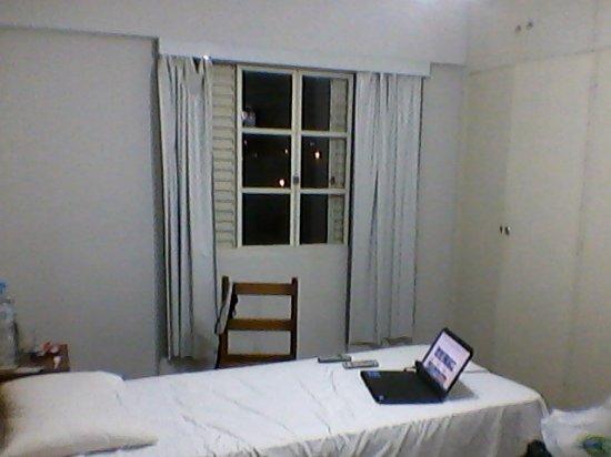 Campinas Residence Apart Hotel : Apto 52 (não reformado) (apto standard no booking)