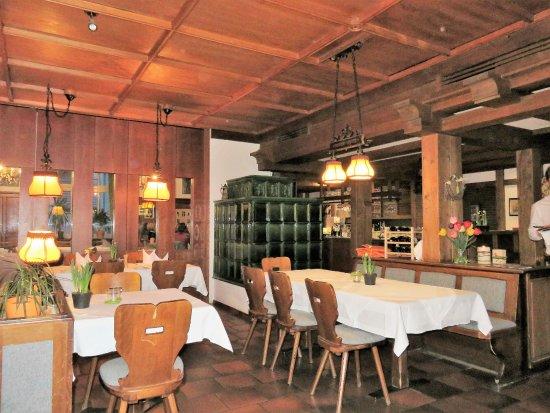 Posthorn Hotel-Restaurant : Restaurant