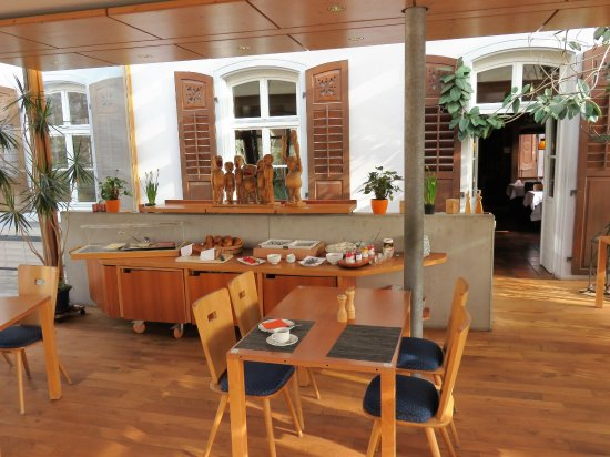 Posthorn Hotel-Restaurant : Breakfast buffet