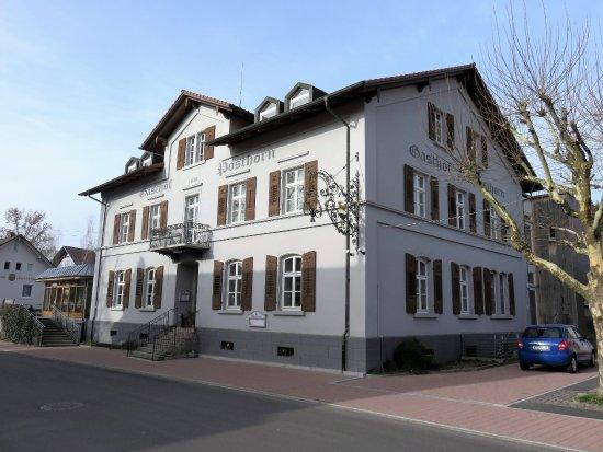 Posthorn Hotel-Restaurant : Outside view Hotel Posthorn Überlingen-Birkendorf