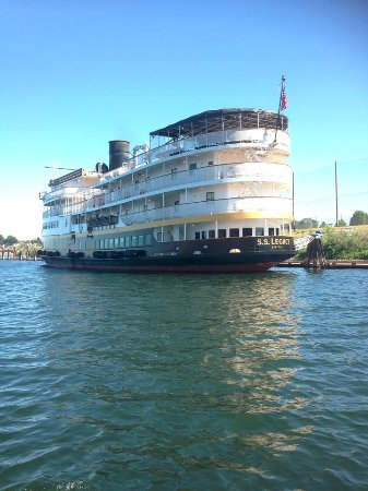 Goldendale, WA: The S.S.Legacy where you will spend 7 days enjoying a trip along the Columbia River.