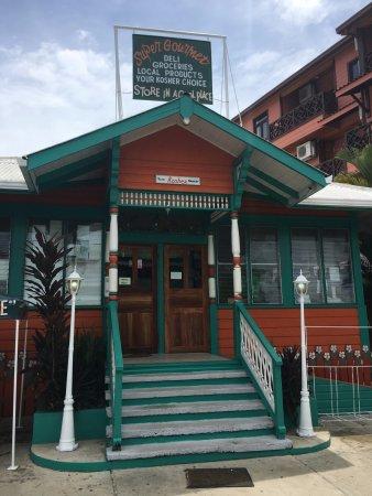 Super Gourmet Bocas: Super Gourmet's outside look