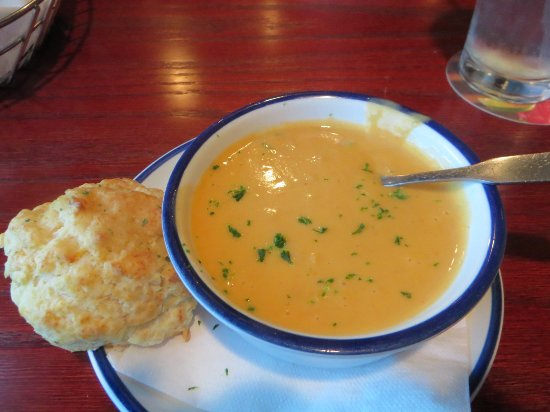 Lobster Bisque - Picture of Red Lobster, Niagara Falls - TripAdvisor