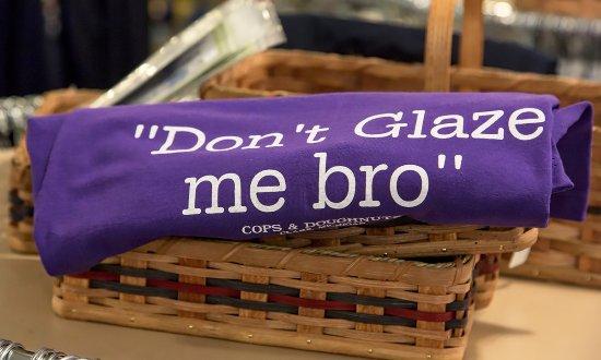 Clare, MI: C&D merchandise