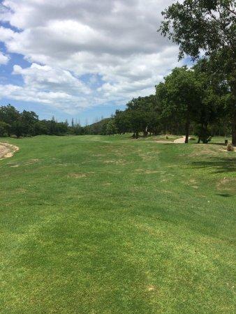 Springfield Village Golf & Spa: Mountain course