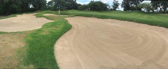 Springfield Village Golf & Spa: 9th hole Mountain Course