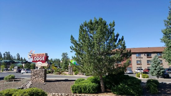 Red Feather Lodge: 20160706_083825_large.jpg