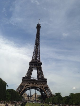 Paris, Prancis: Eiffel Tower