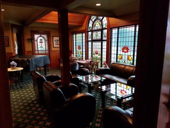 Seaview, WA: Sitting room at Shelburne