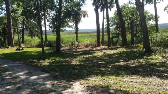 Fort McAllister State Historic Park Campground: 20160702_162316_large.jpg