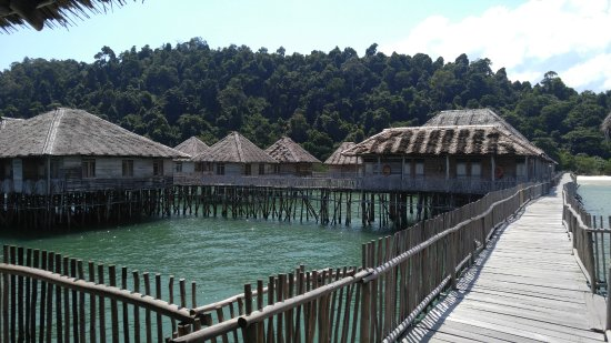 Telunas Resorts - Telunas Beach Resort Bild