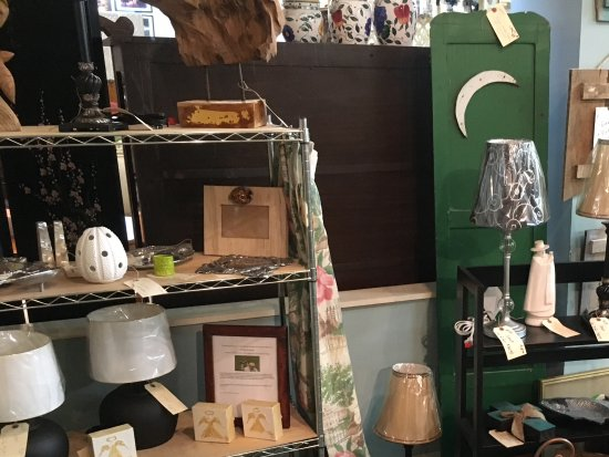 cute display of custom made childrenu0026#39;s clothes - Picture of Miles Antique Mall, Pensacola ...