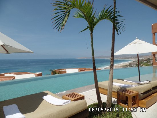 Grand Regina Los Cabos: Incredible ocean view & the sound of the Waves.