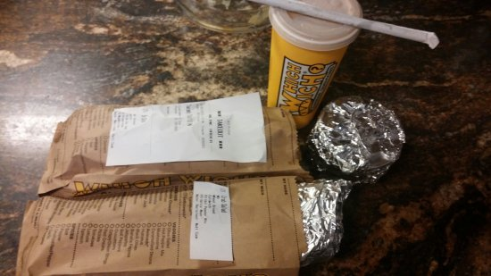 Zionsville, IN: Which Wich Crab on Wheat