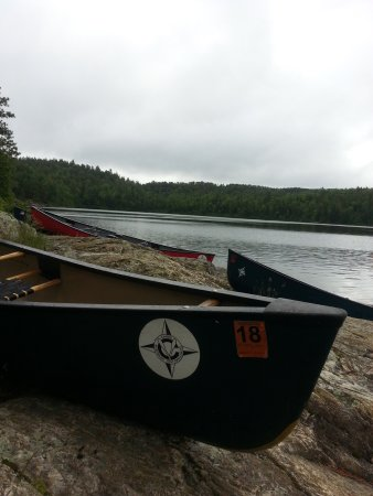 Voyageur Canoe Outfitters: photo1.jpg