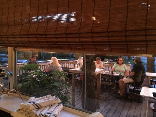 Tybee Island Fish Camp A Great Place For Dinner On