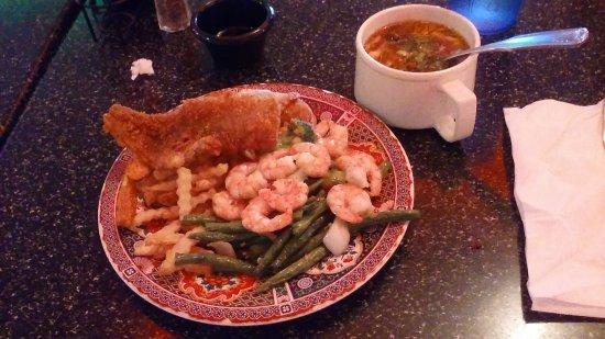 ลากรังจ์, เคนตั๊กกี้: Jumbo shrimp